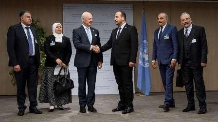 المعارضة السورية: مستعدون للمفاوضات المباشرة مع دمشق
