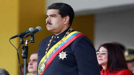 مادورو: أنا محاط بفاسدين غارقين في الخيانة ونهب الشعب