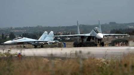 القوات الروسية في سوريا: قررنا سحب 23 طائرة ومروحيتين وفصائل عسكرية