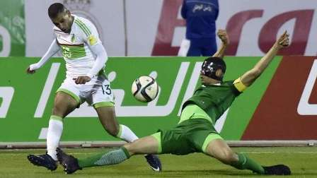 الفيفا تعتبر الجزائر فائزة على نيجيريا في تصفيات كأس العالم