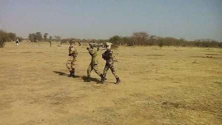 قتلى وجرحى ومفقودون سودانيون في