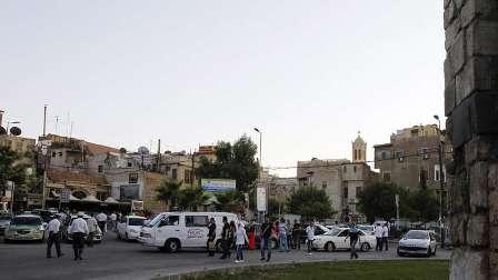 قتلى وجرحى في قصف على العاصمة السورية دمشق