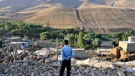 إيران.. هزتان أرضيتان في يوم واحد