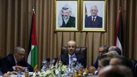 مجلس الوزراء الفلسطيني يقرر بدء العمل على