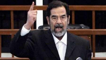 صدام حسين يتسبب في استنفار أجهزة الأمن الكويتية!