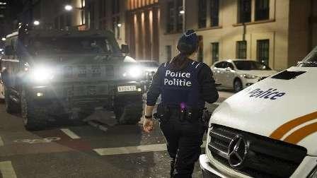 اعتقال 8 مشبوهين بالإرهاب في بروكسل