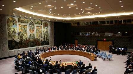 فلسطين تطالب بإلغاء حق الفيتو للولايات المتحدة في مجلس الأمن