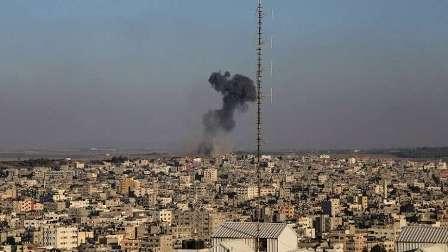 شهيد وجريح بقصف للعدو  الإسرائيلي على شرقي غزة