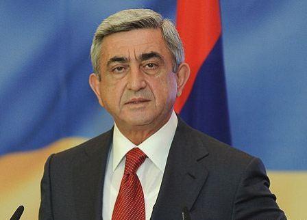 استقالة رئيس وزراء أرمينيا سيرج سركيسيان بعد تظاهرات حاشدة في البلاد