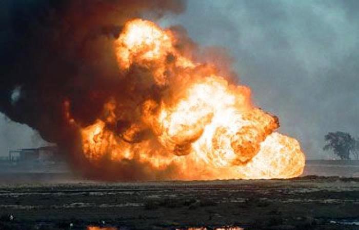 مقتل 10 أشخاص على الأقل في حريق بئر نفطية في أندونيسا