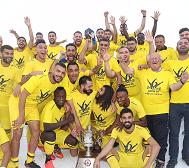 العهد حقق الدوبليه بإضافة كأس لبنان الى لقب الدوري