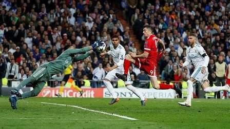 ريال مدريد يبلغ نهائي الأبطال بشق الأنفس على حساب العملاق البافاري!