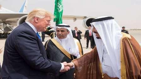 ترحيب سعودي إماراتي بحريني بقرار ترامب الانسحاب من اتفاق إيران النووي وتوجس مصري