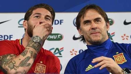 الاتحاد الإسباني يمدد عقد المدرب لوبيتيجي حتى 2020
