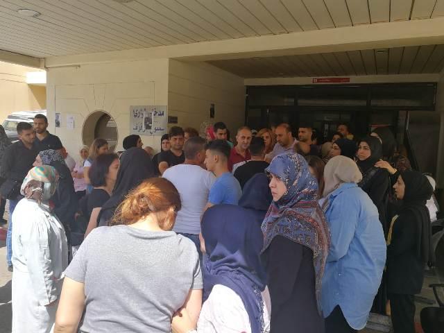 نقابة العاملين في المستشفيات الحكومية رفضت بيان وزير الصحة واكدت الاستمرار بالاضراب المفتوح