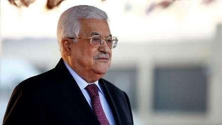 عباس يغادر المستشفى بعد تماثله للشفاء