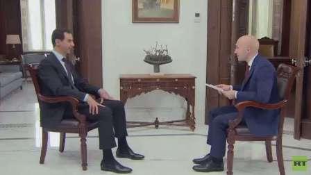 الأسد لـRT: الوضع يقترب من خط النهاية.. وتجمع المسلحين في إدلب يسهل مهمة الجيش السوري