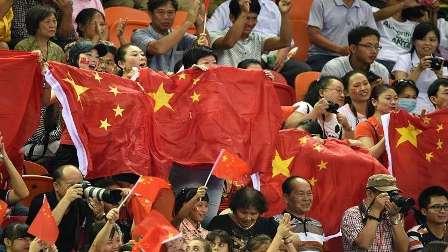 الشرطة الصينية تحذر من الانتحار بسبب المونديال!