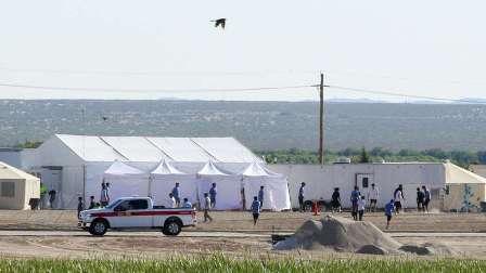 أزمة أطفال المهاجرين من المكسيك تتفاقم في الولايات المتحدة