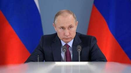 بوتين يصادق على الخطة الوطنية لمكافحة الفساد