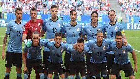 الأوروغواي أخرجت البرتغال بطلة أوروبا