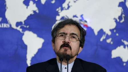 الخارجية الإيرانية: أوعز بقتل 290 بريئا فقلدته واشنطن وسام الشجاعة!