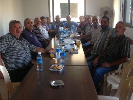 المتقاعدون في عكار ينشئون مجلسا لمتابعة شؤونهم