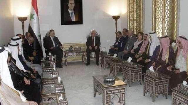 سوريا والعراق بصدد فتح معبر