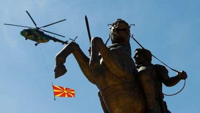 الناتو يدعو مقدونيا إلى إطلاق المفاوضات حول انضمامها إلى الحلف