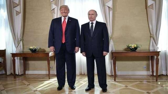 حقائق عن الاجتماع المغلق بين بوتين وترامب