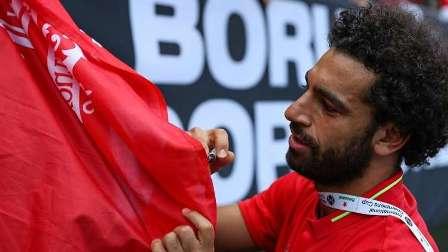 طريقة التصويت للمصري صلاح للفوز بجائزة أفضل لاعب في العالم 2018