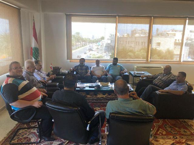 الاجتماع الاول للجنة متابعة ملف عودة النازحين السوريين في الشمال