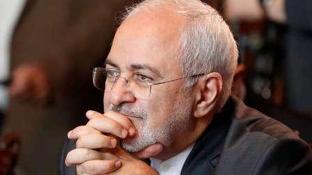 ظريف يرد على ترامب ويدعوه لاحترام الإيرانيين