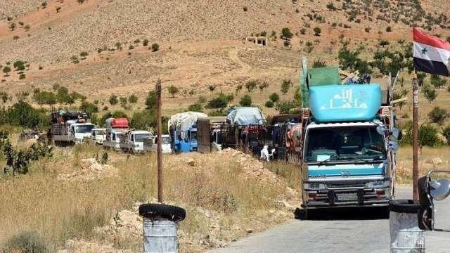 موسكو تعلن عن ضمانات الحكومة السورية لأمن اللاجئين العائدين