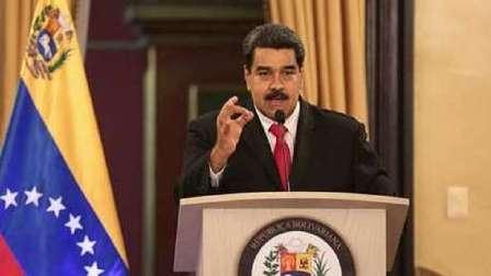 مادورو يكشف عن حقائق جديدة في محاولة اغتياله