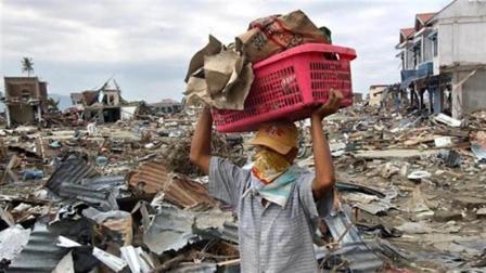 إرتفاع حصيلة ضحايا الزلزال في إندونيسيا إلى 164 قتيلا