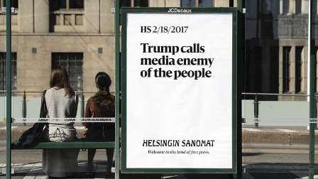 أكثر من 100 صحيفة أمريكية تستعد لصد حرب ترامب