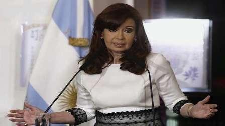 رفع الحصانة عن رئيسة الأرجنتين السابقة