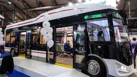 1800 حافلة كهربائية ستجوب شوارع موسكو بحلول عام 2023
