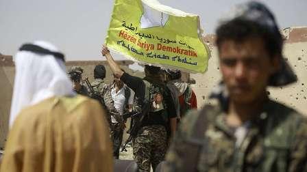 الإعلان عن تأسيس إدارة ذاتية كردية جديدة في سوريا