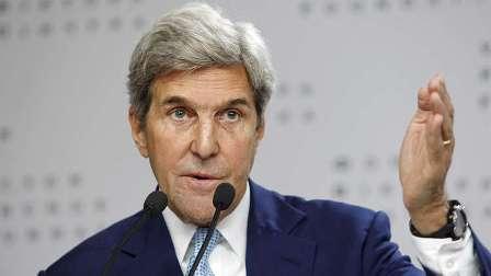 كيري يتراجع عن تأكيداته ويدعي أن دمشق تحتفظ بأسلحة كيميائية