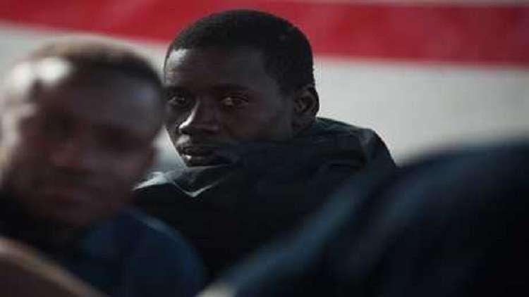 مهاجرون نيجيريون ينشرون فيديو اعتقالهم في ليبيا