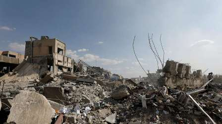انطلاق معرض إعادة إعمار سوريا بمشاركة 65 شركة