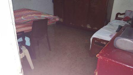 بالصور... طوفان عدد من المنازل في مخيم عين الحلوة بسبب الامطار