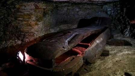 مصر.. العثور على مقبرتين يشتبه بأنهما لأخوي النبي يوسف