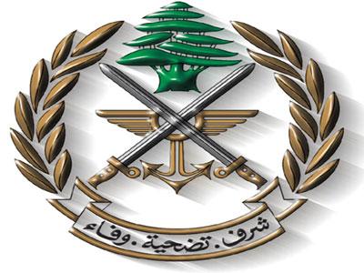 الجيش: زورق حربي معاد خرق المياه الإقليمية