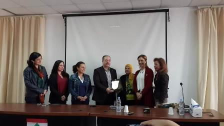ندوة عن الوراثة والأمراض السلوكية في اللبنانية طرابلس