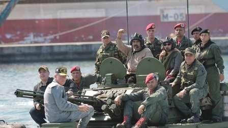 بأي أسلحة ستتصدى فنزويلا للتدخل الأمريكي المحتمل