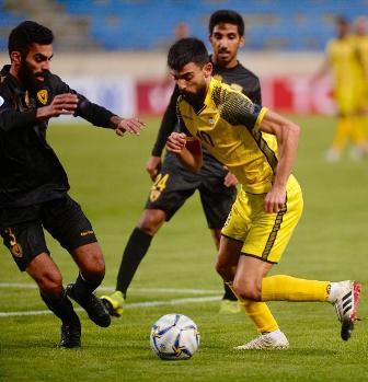 تعادل العهد والقادسية الكويتي في كأس الاتحاد الآسيوي