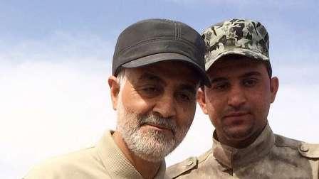 قاسم سليماني يكشف عن الرابط بين زيارة الأسد إلى طهران واستقالة ظريف